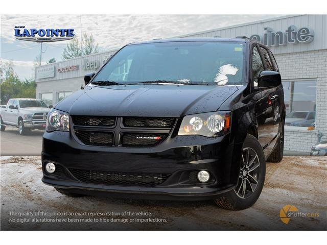 2017 Dodge Grand Caravan GT (Stk: SL17579) in Pembroke - Image 1 of 20