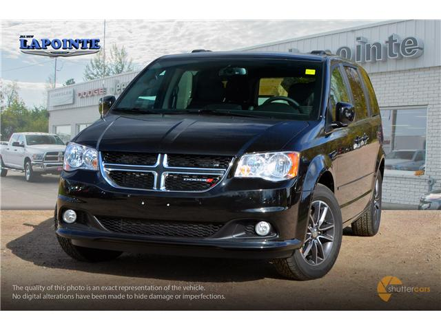 2017 Dodge Grand Caravan CVP/SXT (Stk: SL17513) in Pembroke - Image 1 of 20