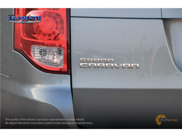 2017 Dodge Grand Caravan CVP/SXT (Stk: SL17499) in Pembroke - Image 4 of 20