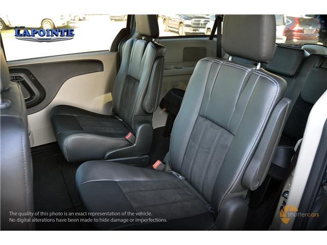2017 Dodge Grand Caravan CVP/SXT (Stk: SL17499) in Pembroke - Image 8 of 20