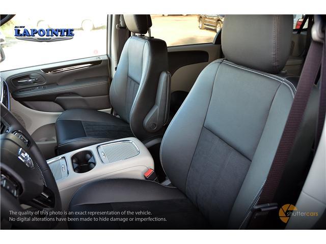 2017 Dodge Grand Caravan CVP/SXT (Stk: SL17499) in Pembroke - Image 12 of 20