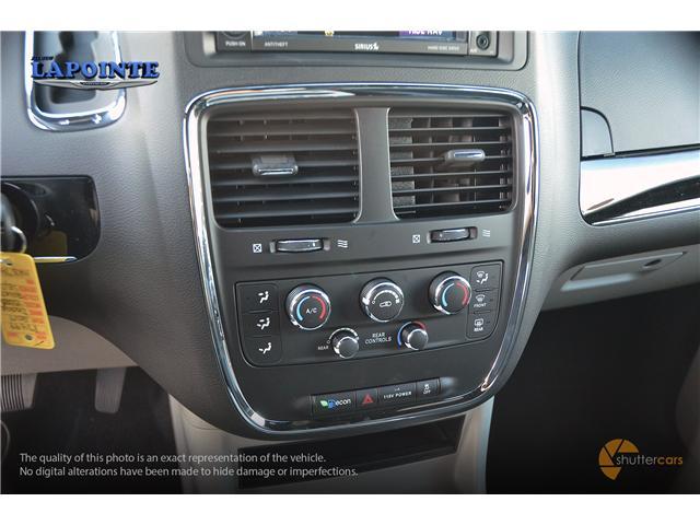2017 Dodge Grand Caravan CVP/SXT (Stk: SL17499) in Pembroke - Image 16 of 20
