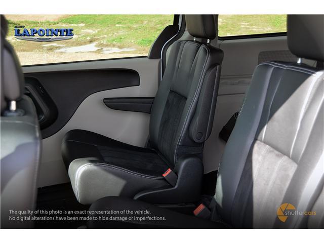 2017 Dodge Grand Caravan CVP/SXT (Stk: SL17493) in Pembroke - Image 7 of 20