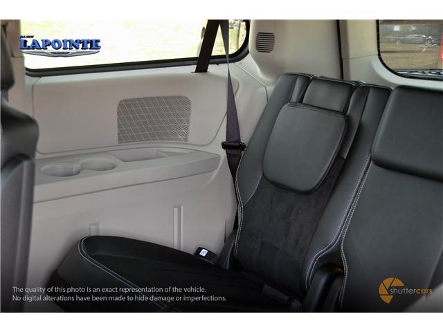 2017 Dodge Grand Caravan CVP/SXT (Stk: SL17493) in Pembroke - Image 8 of 20