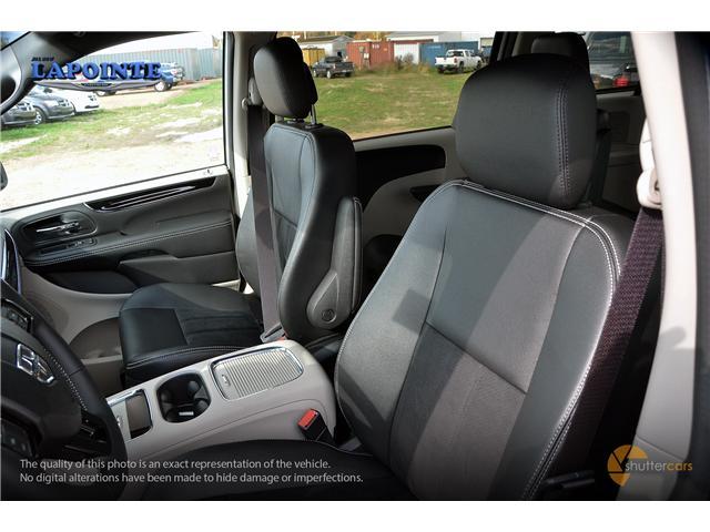 2017 Dodge Grand Caravan CVP/SXT (Stk: SL17493) in Pembroke - Image 11 of 20