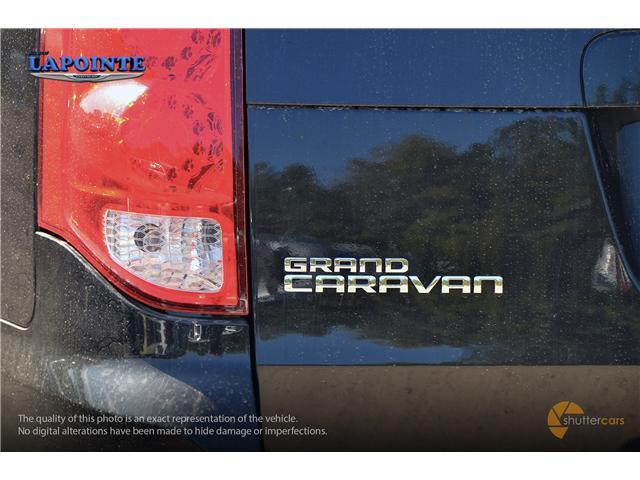 2017 Dodge Grand Caravan CVP/SXT (Stk: SL17488) in Pembroke - Image 5 of 20