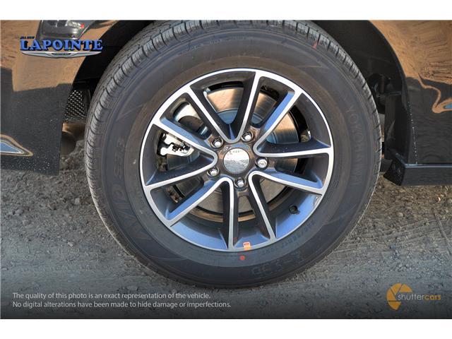 2017 Dodge Grand Caravan CVP/SXT (Stk: SL17488) in Pembroke - Image 6 of 20