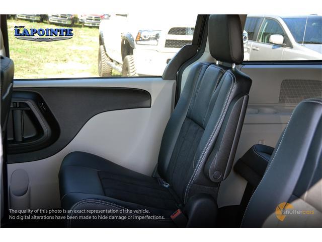 2017 Dodge Grand Caravan CVP/SXT (Stk: SL17488) in Pembroke - Image 8 of 20