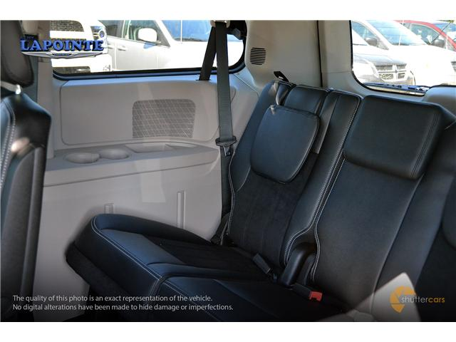 2017 Dodge Grand Caravan CVP/SXT (Stk: SL17488) in Pembroke - Image 9 of 20