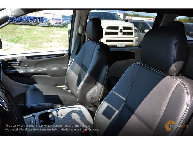 2017 Dodge Grand Caravan CVP/SXT (Stk: SL17488) in Pembroke - Image 11 of 20