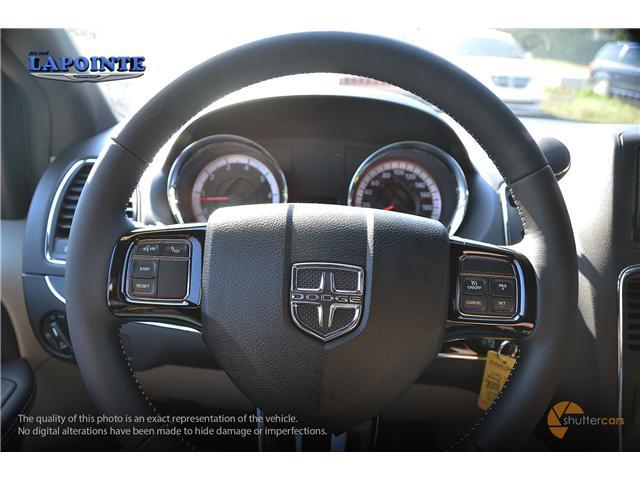 2017 Dodge Grand Caravan CVP/SXT (Stk: SL17488) in Pembroke - Image 14 of 20