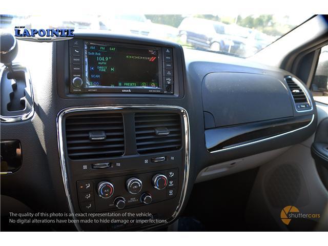 2017 Dodge Grand Caravan CVP/SXT (Stk: SL17488) in Pembroke - Image 16 of 20