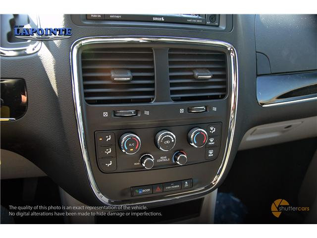 2017 Dodge Grand Caravan CVP/SXT (Stk: SL17488) in Pembroke - Image 18 of 20