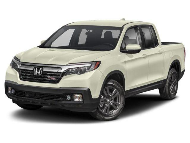 2019 Honda Ridgeline Sport (Stk: U129) in Pickering - Image 1 of 9