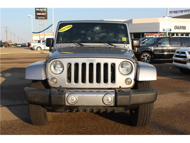 2016 Jeep Wrangler Sahara (Stk: 151820) in Medicine Hat - Image 2 of 17