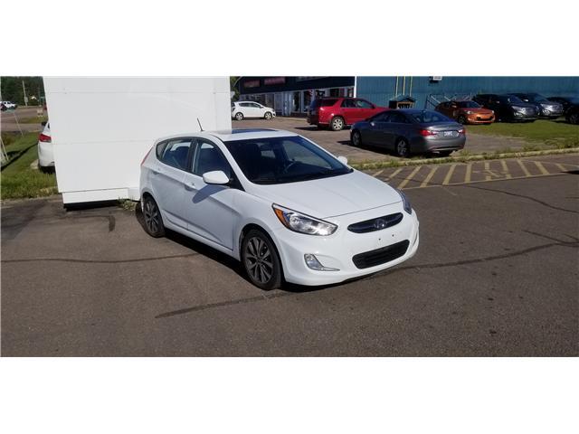 2016 Hyundai Accent SE (Stk: 18096-1) in Pembroke - Image 1 of 1