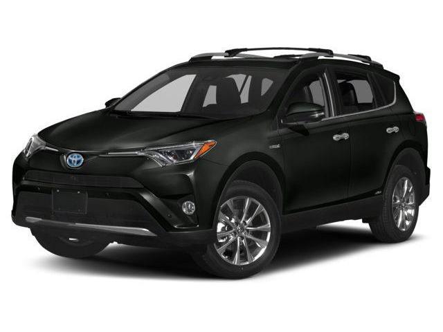 2018 Toyota RAV4 Hybrid Limited (Stk: 1862485) in Edmonton - Image 1 of 9