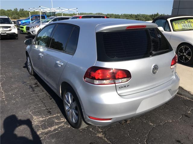 2012 Volkswagen Golf 2.0 TDI Comfortline (Stk: 21398) in Pembroke - Image 3 of 9