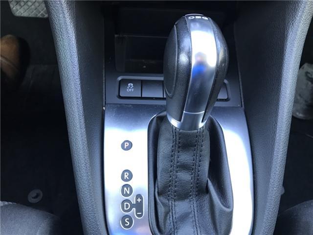 2012 Volkswagen Golf 2.0 TDI Comfortline (Stk: 21398) in Pembroke - Image 8 of 9