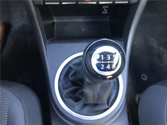 2013 Volkswagen Beetle 2.0 TDI Comfortline (Stk: 21393) in Pembroke - Image 9 of 10