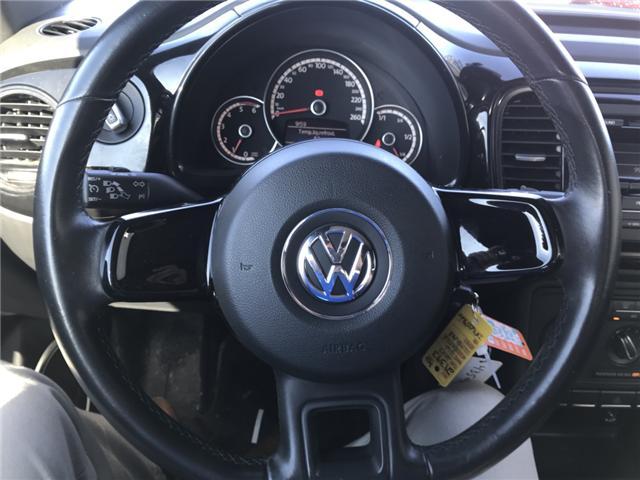 2013 Volkswagen Beetle 2.0 TDI Comfortline (Stk: 21393) in Pembroke - Image 10 of 10