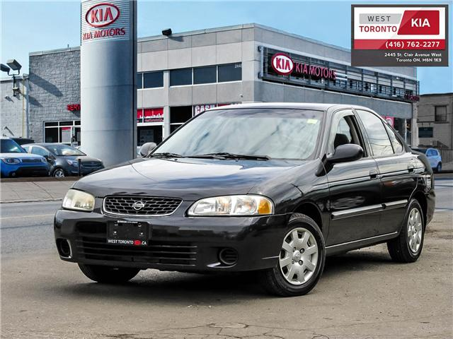 2002 Nissan Sentra XE (Stk: P342B) in Toronto - Image 1 of 20