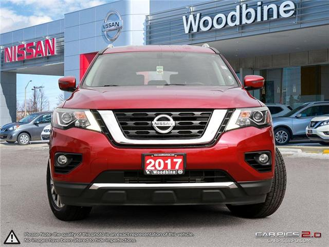 2017 Nissan Pathfinder SV (Stk: P7091) in Etobicoke - Image 2 of 27