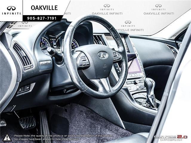2015 Infiniti Q50 Base (Stk: Q18077A) in Oakville - Image 12 of 20