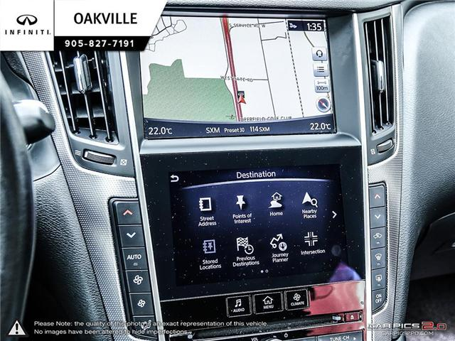 2015 Infiniti Q50 Base (Stk: Q18077A) in Oakville - Image 16 of 20