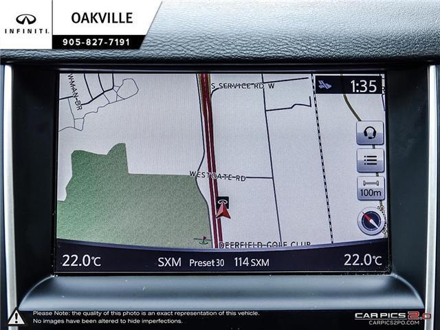 2015 Infiniti Q50 Base (Stk: Q18077A) in Oakville - Image 17 of 20