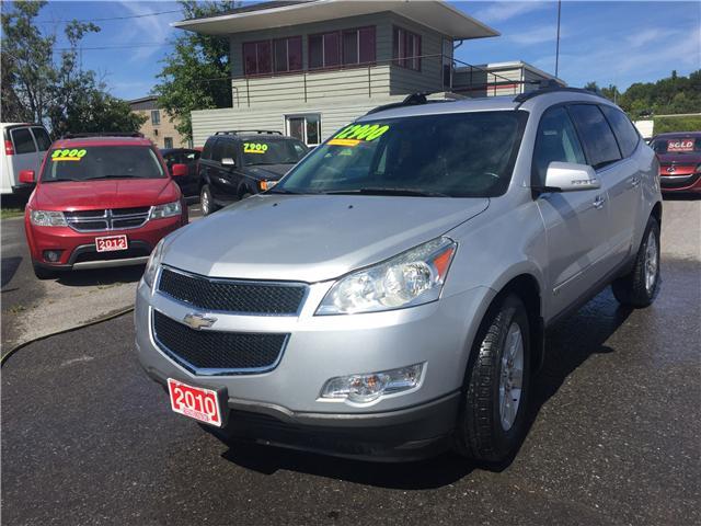 2010 Chevrolet Traverse 2LT (Stk: 2385) in Kingston - Image 1 of 14