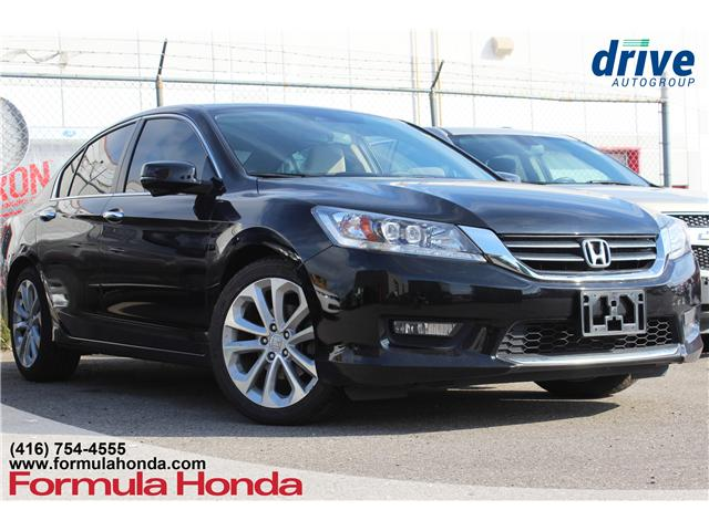 2015 Honda Accord Touring (Stk: 18-0812A) in Scarborough - Image 1 of 25