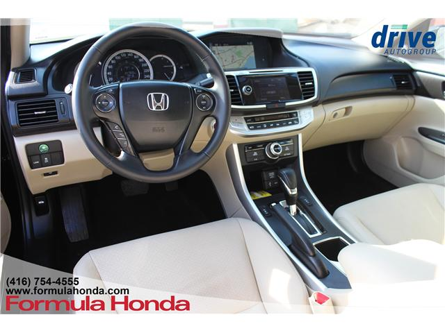 2015 Honda Accord Touring (Stk: 18-0812A) in Scarborough - Image 2 of 25