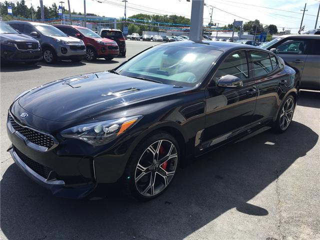 2018 Kia Stinger GT AWD, Twin Turbo 6  365HP at $39950 for