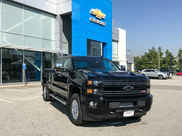 2019 Chevrolet Silverado 3500HD LTZ (Stk: 9L82490) in North Vancouver - Image 2 of 12