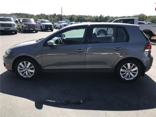 2013 Volkswagen Golf 2.0 TDI Comfortline (Stk: 10085) in Lower Sackville - Image 2 of 16