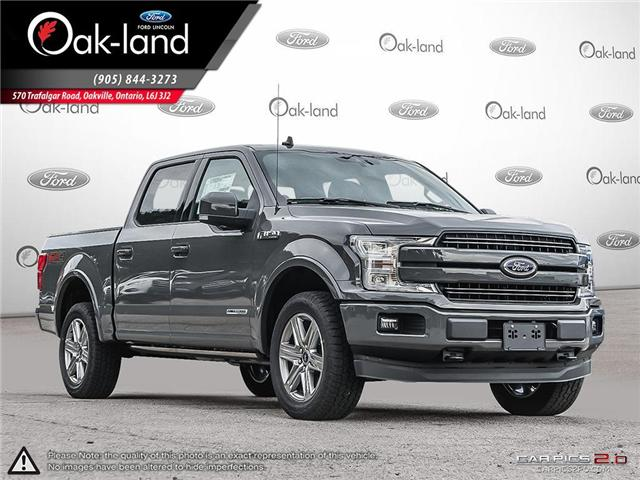 2018 Ford F-150 Lariat (Stk: 8T675) in Oakville - Image 1 of 22