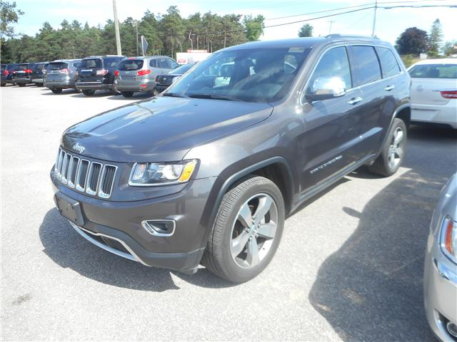 2016 Jeep Grand Cherokee Limited (Stk: NC 3647) in Cameron - Image 1 of 12