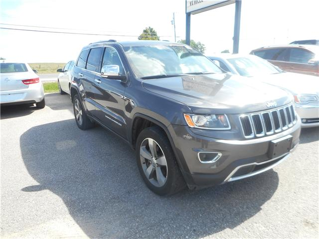 2016 Jeep Grand Cherokee Limited (Stk: NC 3647) in Cameron - Image 2 of 12