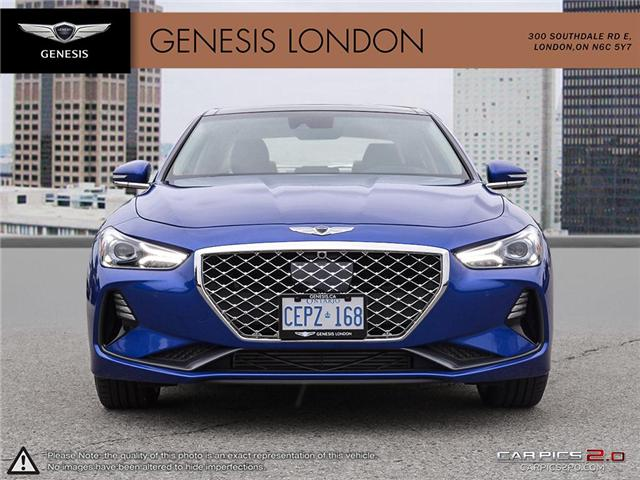 2019 Genesis G70 2.0T Prestige (Stk: 82231) in London - Image 2 of 27