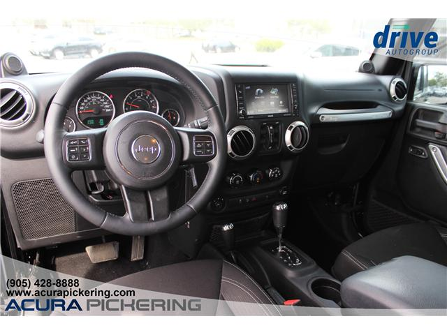 2014 Jeep Wrangler Unlimited Sahara (Stk: AP4659) in Pickering - Image 2 of 23