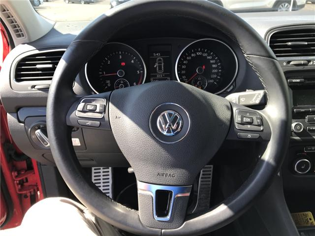 2014 Volkswagen Golf 2.0 TDI Highline (Stk: 21381) in Pembroke - Image 9 of 10