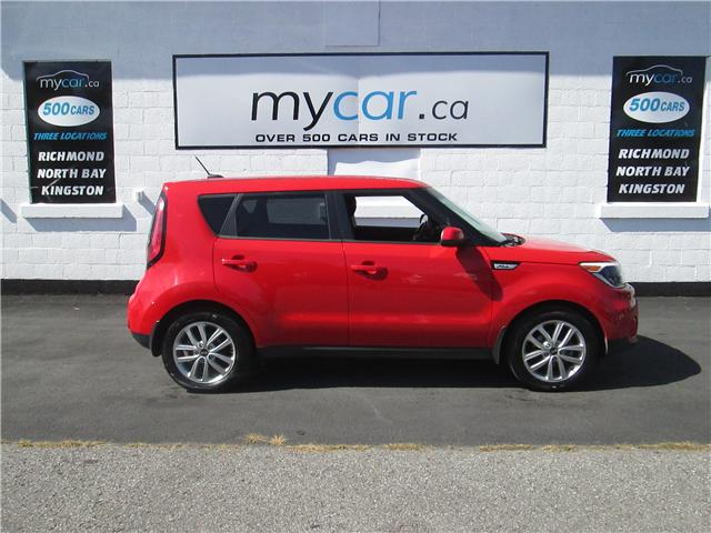 2018 Kia Soul EX (Stk: 181236) in Richmond - Image 1 of 13