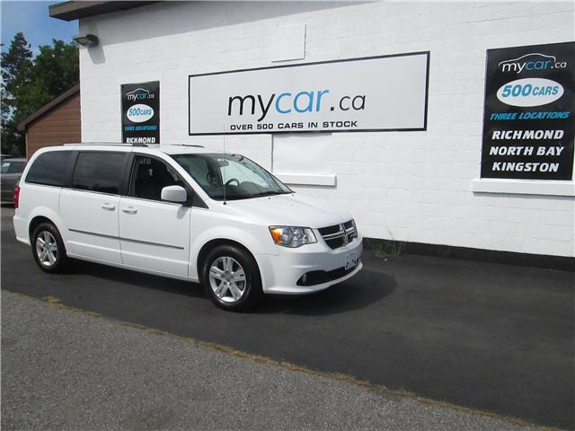 2017 Dodge Grand Caravan Crew (Stk: 181266) in North Bay - Image 2 of 13