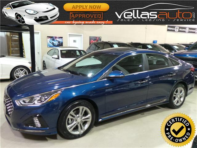 2018 Hyundai Sonata  (Stk: NP9538) in Vaughan - Image 1 of 28