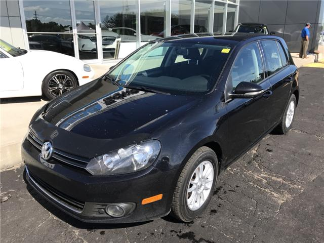 2012 Volkswagen Golf 2.0 TDI Highline (Stk: 21386) in Pembroke - Image 2 of 9