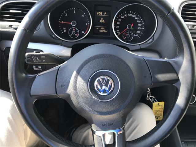 2012 Volkswagen Golf 2.0 TDI Highline (Stk: 21386) in Pembroke - Image 9 of 9
