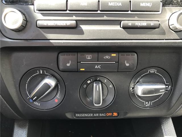 2013 Volkswagen Jetta 2.0 TDI Comfortline (Stk: 21399) in Pembroke - Image 8 of 10