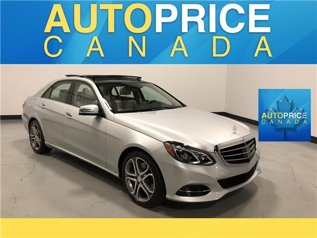 2015 Mercedes-Benz E-Class Base (Stk: B9791) in Mississauga - Image 1 of 28