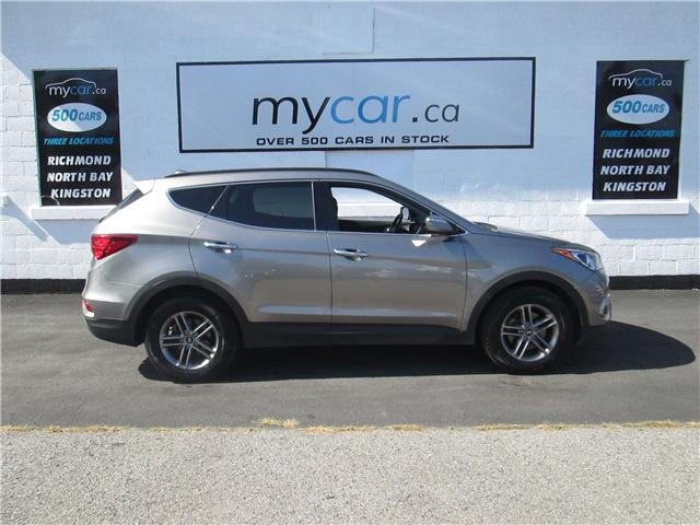 2018 Hyundai Santa Fe Sport 2.4 SE (Stk: 181268) in North Bay - Image 1 of 14